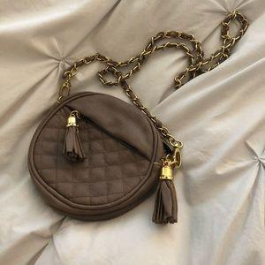 Handbags - Grey brown purse